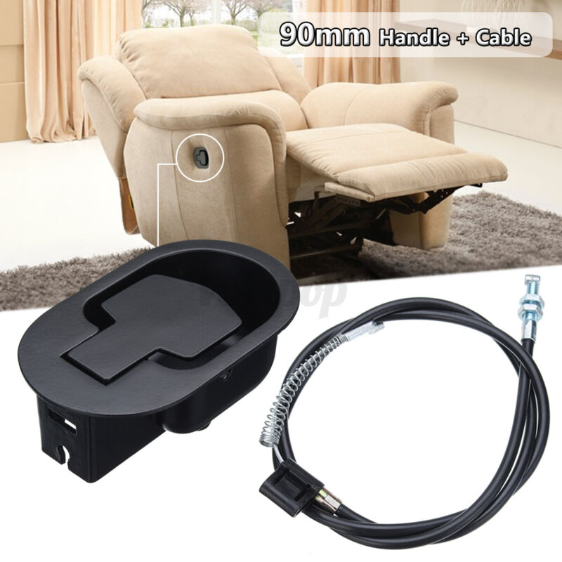 Universal Sofa Recliner Release Pull Handle Replacement Chair Couch Cable Lever