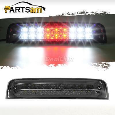 For Dodge Ram 1500 2500 3500 2009-2017 LED Smoke 3rd Third Brake Cargo Light