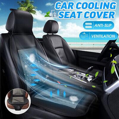 12V Ventola Raffreddamento Coprisedile Auto Cuscino Traspirante Air Balsamo Soft
