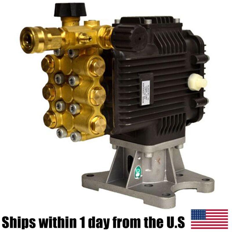 "Pressure Washer Pump 4000PSI 4GPM 1"" Horizontal Shaft Fits AR RSV4G40"