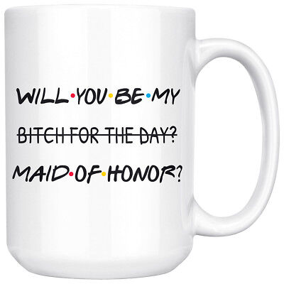 Funny Maid Of Honor Proposal Gift, Bridal Shower Favor, Bridesmaid Gift Idea](Wedding Shower Favors Ideas)