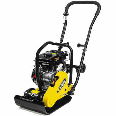 79cc 2000lbs Compaction Force Walk Behind Vibratory Gas Plate Compactor Rammer