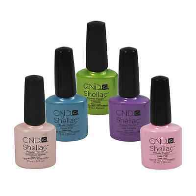 CND Shellac UV Gel Polish Sweet Dreams Collection 0.25oz *chose any one*