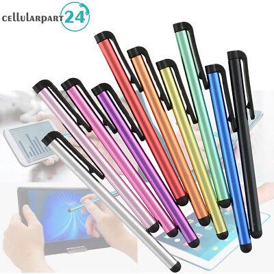10PCS Stylus Touchpen Kapazitiv Eingabestift für iPhone Samsung Tablet GPS Handy