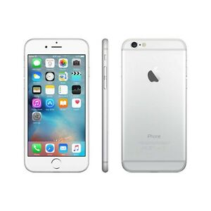 Telus iPhone 6S Plus 64GB Silver Mint Condition