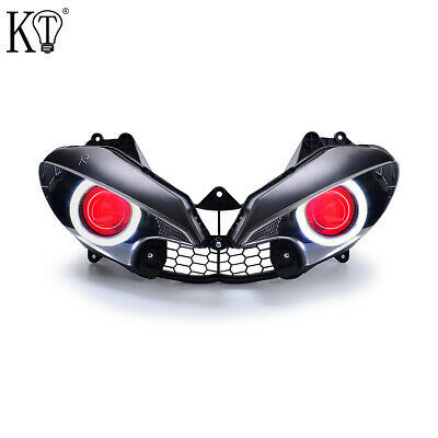 KT LED Headlight for Yamaha YZF R6 2003-2005