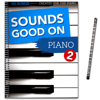 Sounds Good On Piano 2 - 50 Songs für Klavier - Bosworth BOE7905 9783865439994