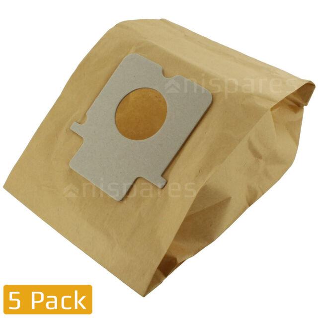 Panasonic C-20E C20E MC-E Series Vacuum Cleaner Hoover Dust Bags 5 Pack BAG261