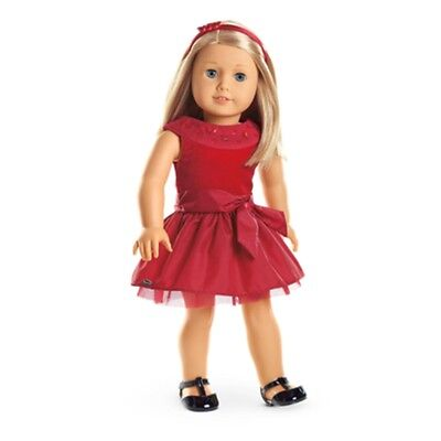 """American Girl MY AG JOYFUL JEWELS OUTFIT for 18"""" Dolls Retired Dress NEW"""