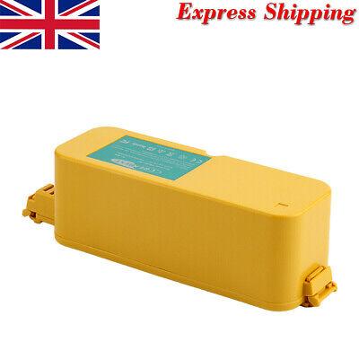 14.4V 4800mAh Ni-MH Battery For iRobot Roomba 400 410 415 17373 11700 Discovery