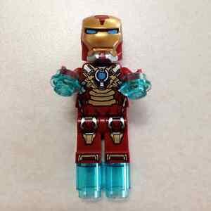 Lego Iron Man 3 Heart Breaker Armor Mini Figure 76008 ...