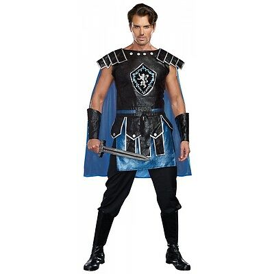 Knight Costume Adult Medieval Renaissance Halloween Fancy Dress (Halloween Knight Costume)