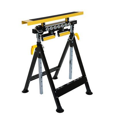 Wolf Combi Work Bench Mate Trestle Table Roller Stand Folding Work Bench