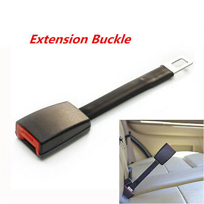 1pcs Hight Strength Nylon Car Seat Belt Extender Extension Buckle Safety Clip