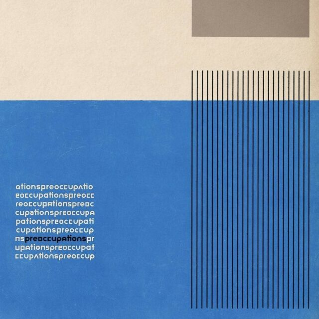 PREOCCUPATIONS - PREOCCUPATIONS   CD NEU