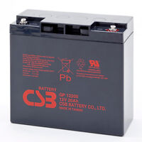 Csb Gp 12200 Recargable Sellada Ácido De Plomo Sai Baterías 12v 20ah Gp12200 Sla -  - ebay.es