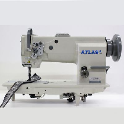 Atlas USA AT20618-1 Single Needle compound feed lockstitch -