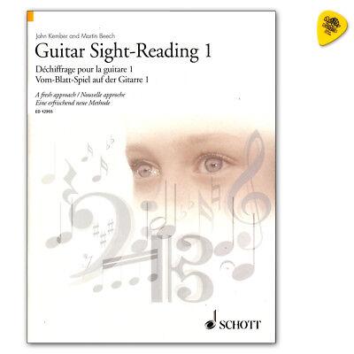 Guitar Sight-Reading 1 / vom-Blatt-Spiel auf der Gitarre / ED12955 9781902455785