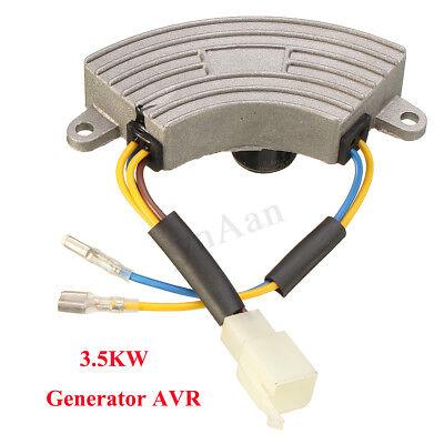 Spannungsregler AVR 250V 3.5KW 220uF Automatiscer Generator Stromerzeuger Regler