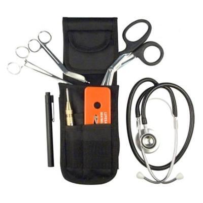 Emergency Response EMS  Holster Rescue Set w/Stethoscope, Shears, Forceps, ()