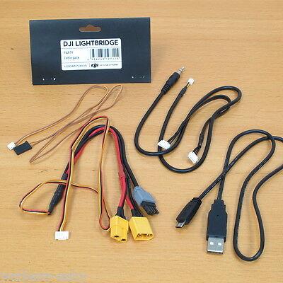 DJI Lightbridge Part LTBG-9 Accessory pack (AV cable, CAN-Bus power cable)