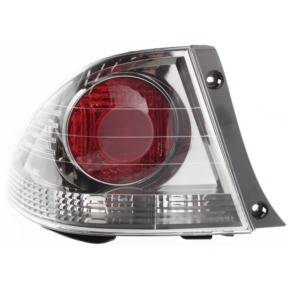 NEW TAIL LIGHT LENS AND HOUSING DRIVER SIDE OUTER FITS IS300 SEDAN LX2818103