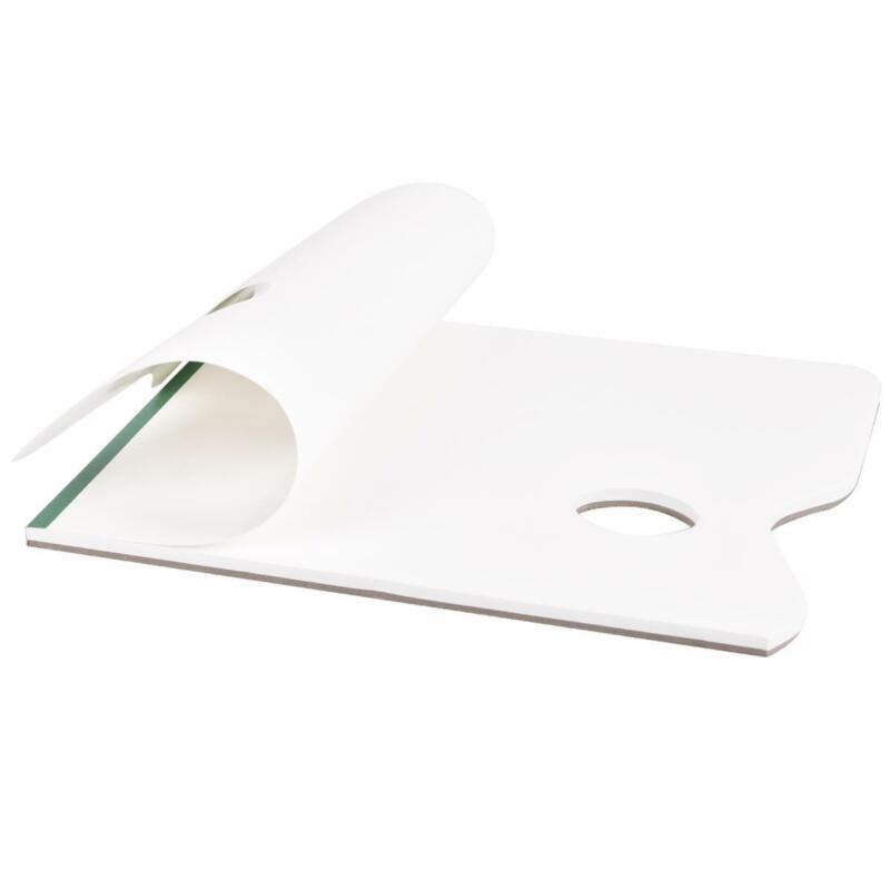 Disposable Artist Tear Off Palette Paper Oil Acrylic Tear-Off Pad Paint Sheets