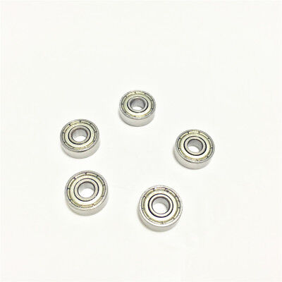 5pcs 686zz 686z 686 2z 6x13x5mm Deep Groove Ball Bearing Mini Bearing 6135