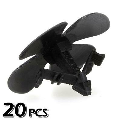 20pcs Nylon Engine Hood Insulation Clip for Accord 16 2013 2014 2015 2016