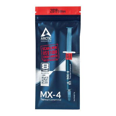 Arctic Thermal (Genuine Arctic Cooling MX-4 4g 2019 Edition Thermal Paste Compound CPU GPU EU)