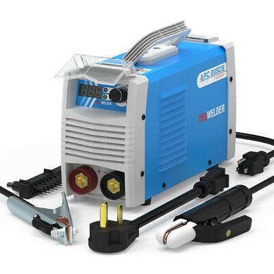 Potable Stick Arc Welder Dc Inverter Igbt Mma Welding Machine 110220v 200a