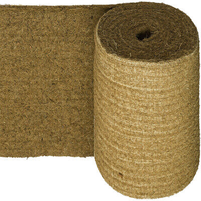 Coconut Mat Haga Mat Needle Felting Vernadelt on Jute Fabric 0, 5mx5m 2000g/M