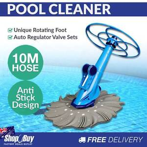 Free Delivery: Automatic Swimming Pool Cleaner Melbourne CBD Melbourne City Preview