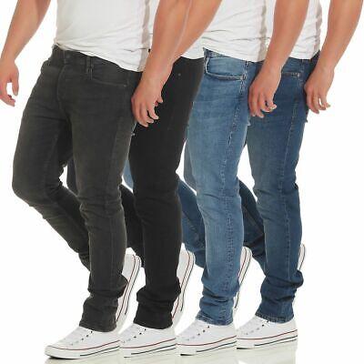 JACK & JONES JEANS SLIM FIT GLENN NZ HERREN JEANS BLAU SCHWARZ GRAU HELLBLAU NEU Blaue Slim Jeans