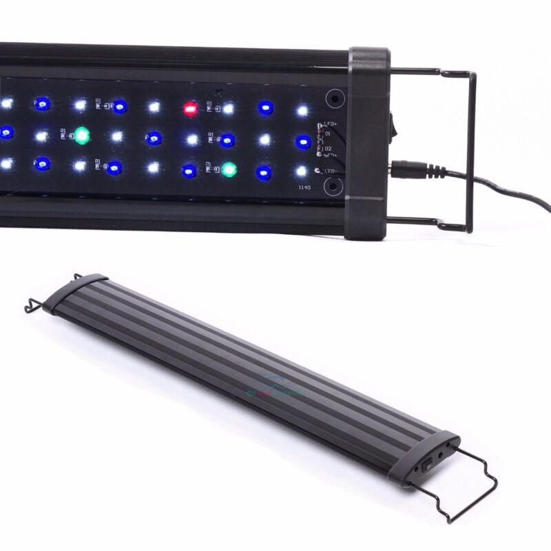 """LED Light MultiColor12""""/18""""/24""""/30""""/36""""/48""""/72""""HIGH LUMEN Aquarium Full Spectrum"""