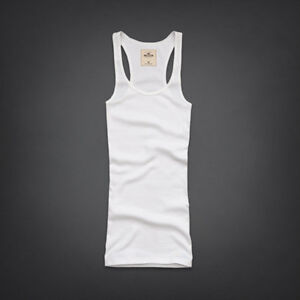 Hollister Women Fashion Top Calabasas Tank by Abercrombie XS S M L