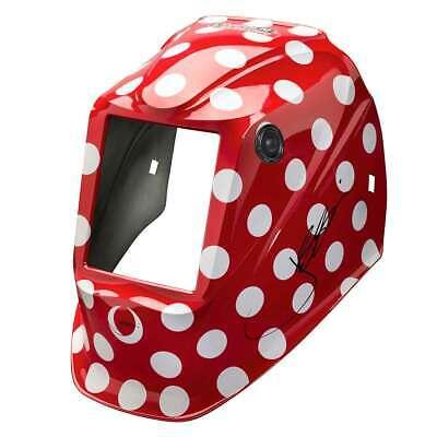 Lincoln Electric Viking 24503350 Jessi The Welder Helmet Shell Kp4567-1