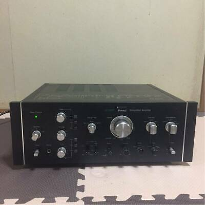 Maintained Sansui Au-9900 Transistor Integrated Amplifier Good Condition JAPAN