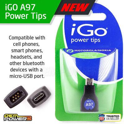 NEW iGo Power Tip Micro USB For SAMSUNG Galaxy S2 S3 S4 ACE S Duos Note 2Phone, usado comprar usado  Enviando para Brazil