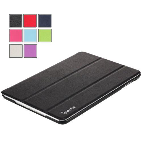 POETIC Slimline【PU Leather】Stand Folio Case For iPad Min