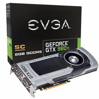 GeForce GTX 980 Ti Superclocked