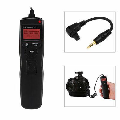 Timer Remote Control Intervalometer for Canon5D Mark 4 6D 7D 10D 20D 30D 40D 50D