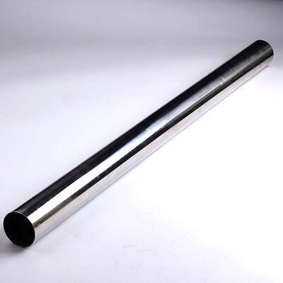 New Exhaust Pipe Tubing Od  4    102 Mm 4 Ft  Tube Pipe  Stainless Steel T 304