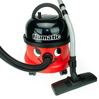 Numatic Henry NRV 200-11. Bagged Cylinder Vacuum Cleaner - Free Delivery
