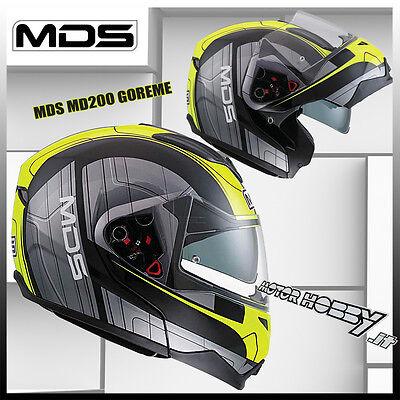 CASCO MOTO MODULARE APRIBILE MDS MD 200 BY AGV GOREME TAGLIA M (57 - 58)