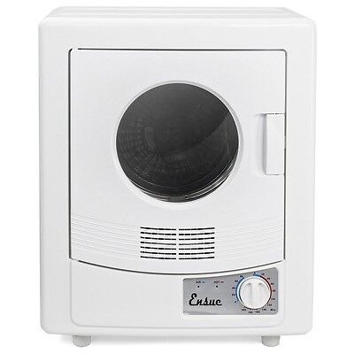 مجفف الغسيل جديد portable Stainless Steel Tumble Dryer home apartment rv dome Compact Dryer 110