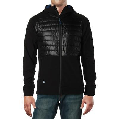 Superdry Mens Fall Quilted Lightweight Soft Shell Jacket Outerwear BHFO 8276