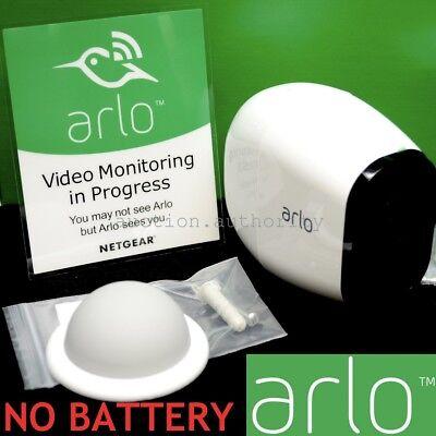 NEW ARLO PRO Netgear HD Add-On Security Camera Wire-Free Wireless >>NO BATTERY