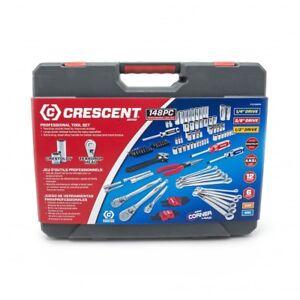 Brand new 148 PC crescent professional tool set