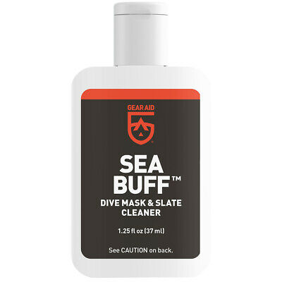 Gear Aid Sea Buff 1.25 oz. Water Sports Dive Mask and Slate Pre-Cleaner